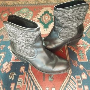 FORTRESS OF INCA Anthro Boots